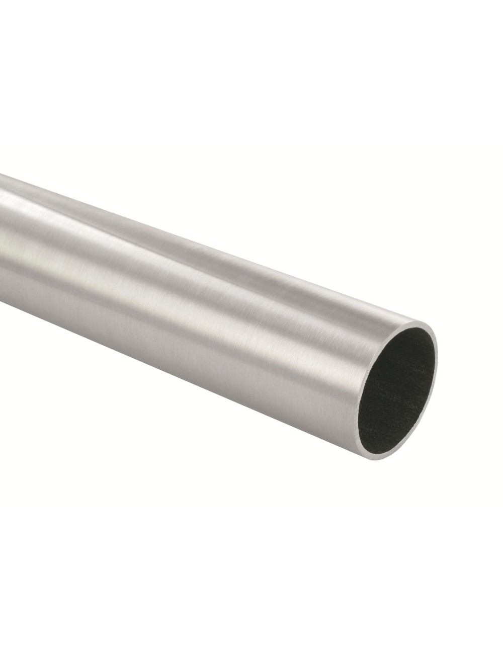 Tubo tondo in acciaio inox